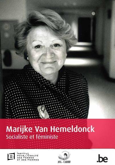 Marijke Van Hemeldonck : Socialiste et féministe