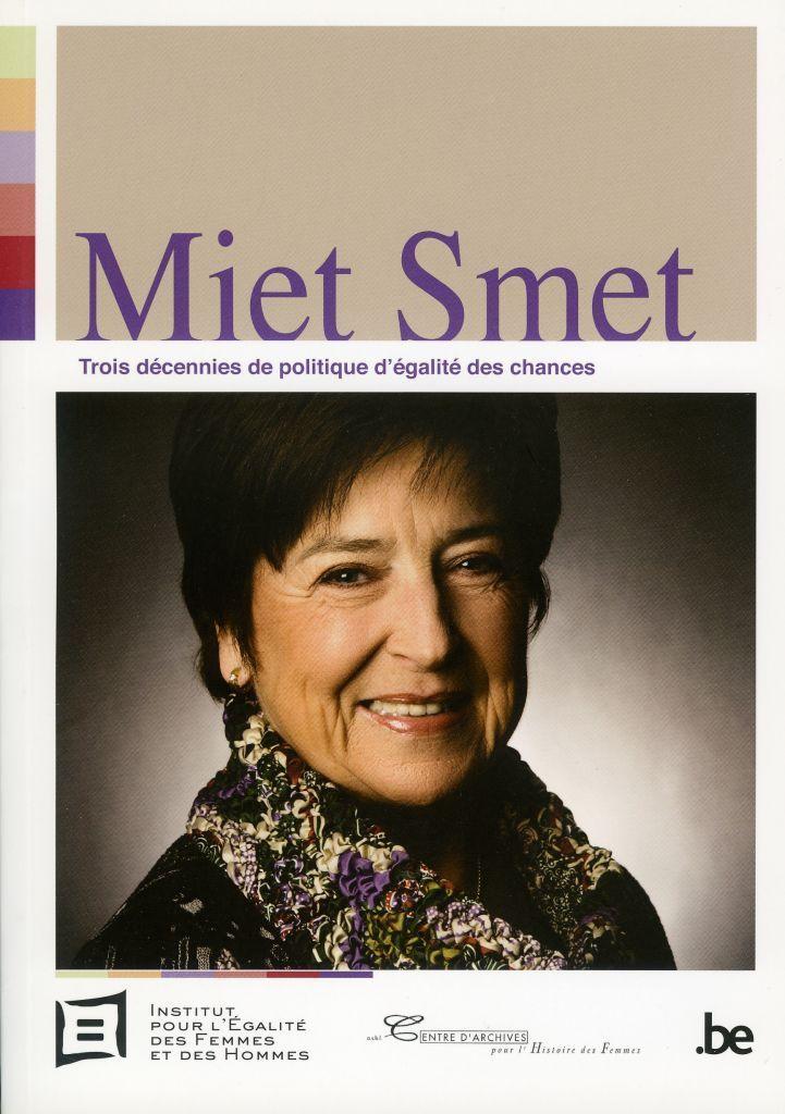Miet Smet, trois décennies de politique d'égalité des chances