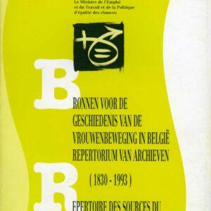 Répertoire des sources du féminisme en Belgique