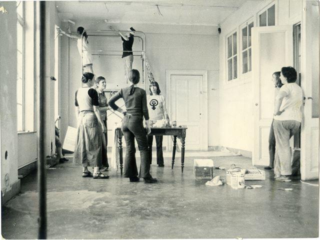 VrouwenhuisBrussel
